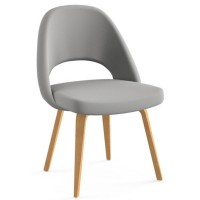 CADEIRA SAARINEN EXECUTIVE WOOD